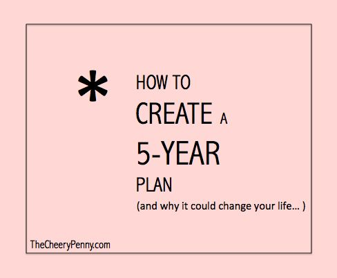 12 Best 5Year Plan Images On Pinterest | Organisers, Calendar And
