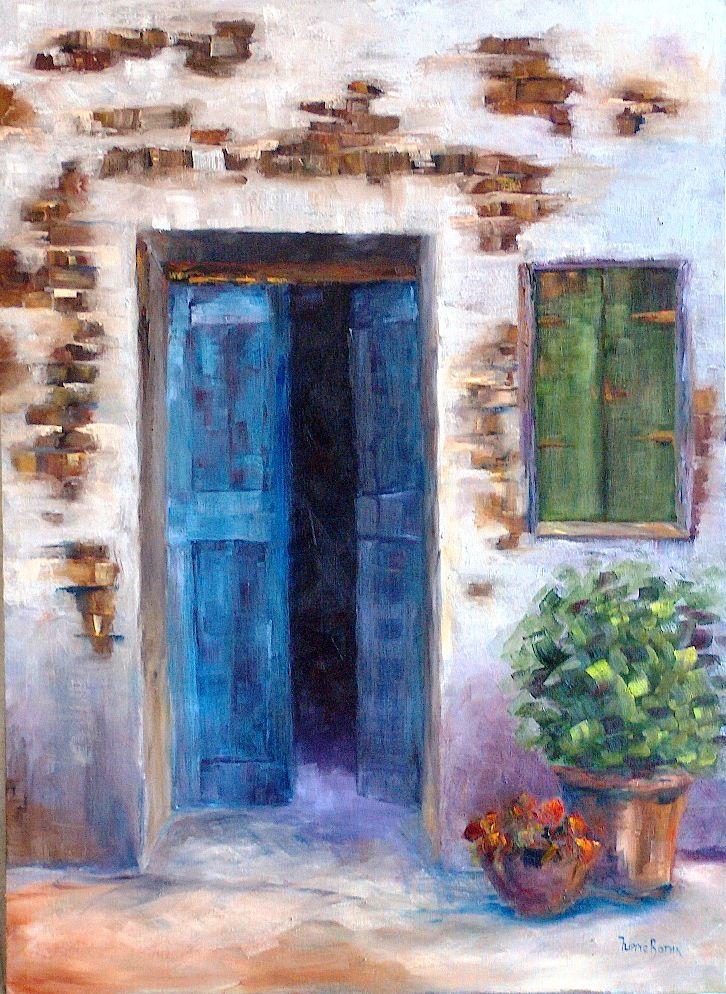 Old door - Flippie Botha