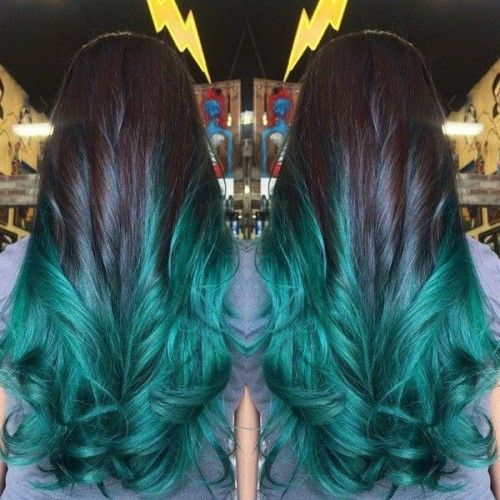 30 Black Ombre Hair Ideas | Hairstyles Update