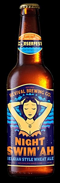 mybeerbuzz.com - Bringing Good Beers & Good People Together...: Revival Brewing Launches Night Swim'ah To Benefit ...