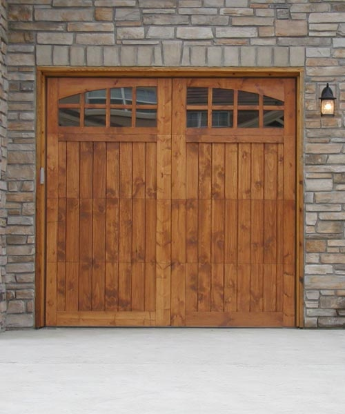 32 best images about exterior of my house on pinterest for Best wood for garage doors
