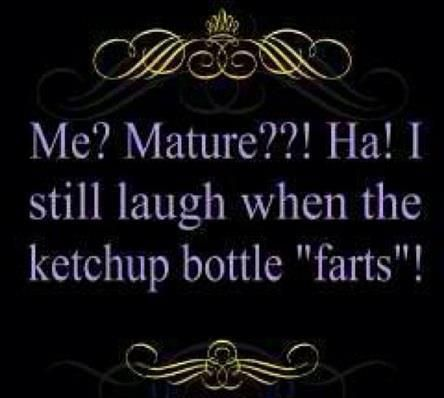 fart picture quotes | Ketchup bottle quotes, Funny quotes