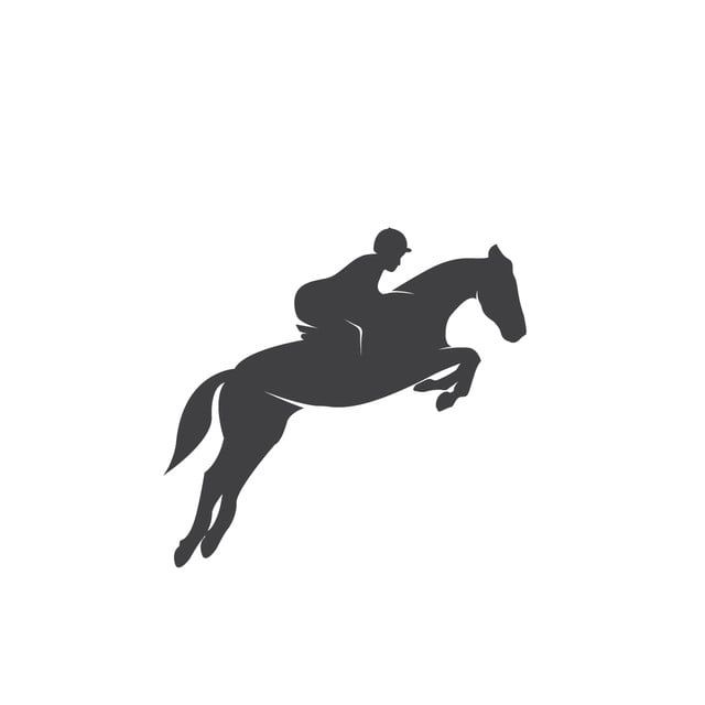 Horse Racing Logo Design Template In 2020 Logo Design Template Horse Logo Horse Logo Design