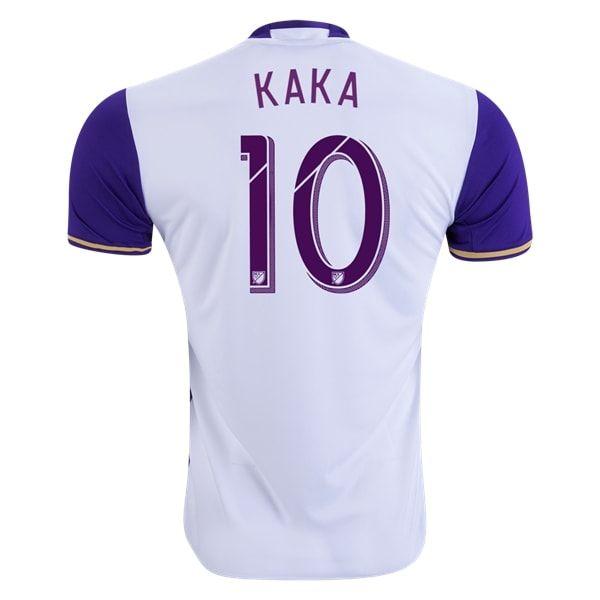 Orlando City SC 2016 KAKA Away Soccer Jersey