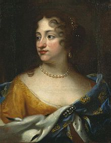Ulrika Eleonora of Denmark (11 September 1656 – 26 July 1693) was the Queen consort of Sweden as the spouse of King Charles XI of Sweden.