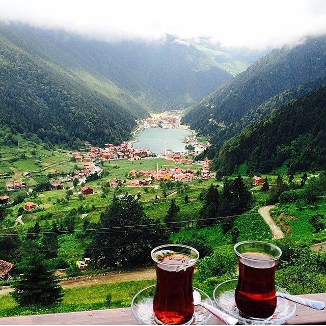 Türk çayı ☪ Turkish tea