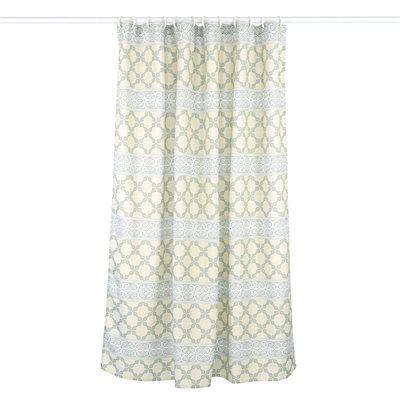 LJ Home Fashions Vogue 14-Piece Shower Curtain Set