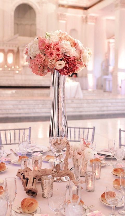 flower decorations for wedding tables wedding centerpiece inspiration wedding reception 4166