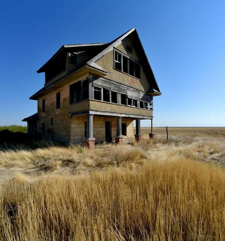 Abandoned in Logan County, Kansas. Micoley's picks for #AbandonedProperties www.Micoley.com