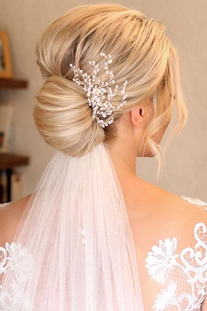 42 Wedding Hairstyles With Veil – Hochzeit