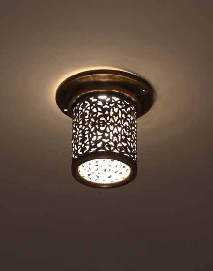 Moroccan Spot Light Cover