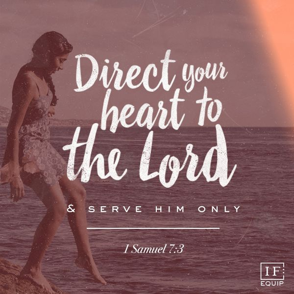 A Fight for Faith: 1 Samuel 7:3-17