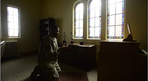 Muslim army chaplain granted command of 14,000 mostly Christian soldiers | BizPac Review