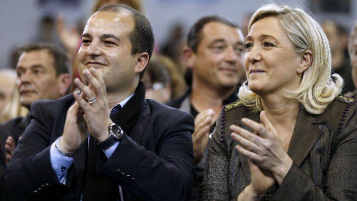 Présidentielle : David Rachline désigné directeur de campagne de Marine le Pen