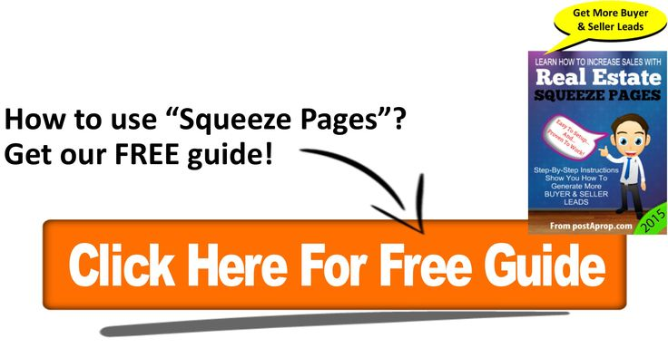 postAprop - Real Estate Squeeze Pages & Single Property Sites