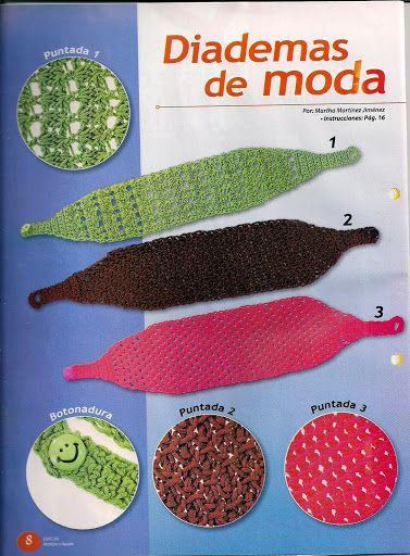 Madejas & Agujas 14 - Mary. XXIII - Álbumes web de Picasa