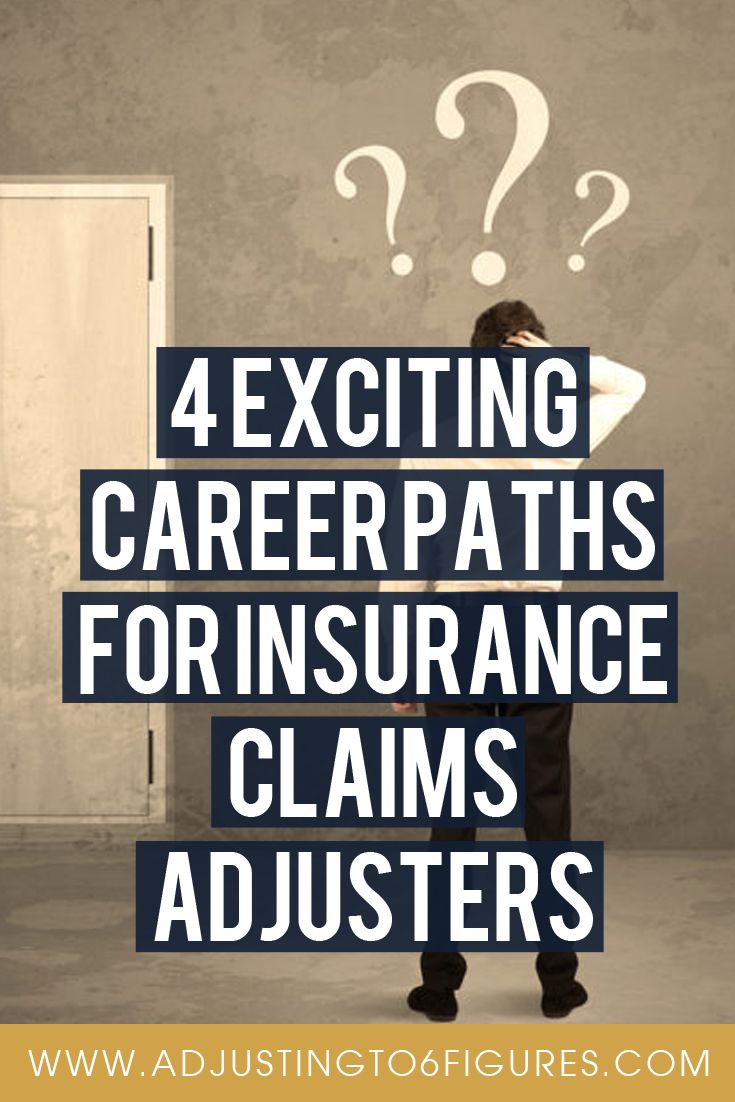 4 Exciting Career Paths for Insurance Claims
