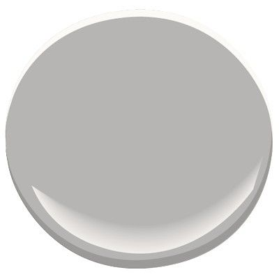 Benjamin Moore Nightingale-a color trend for 2014-a gray with violet undertones:
