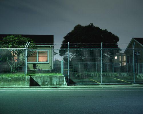 """mpdrolet:  Negishi Housing Area #1 (US Navy), Yokohama, Japan. 2009 Greg Girard  """