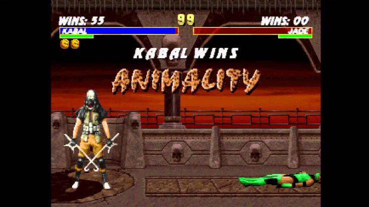 Mortal Kombat Trilogy - All KABAL Fatalities