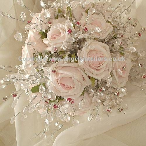 Diffe Wedding Bouquets Silk Source Angelsinteriors Co Uk Weddings And Bling In 2018 Flowers
