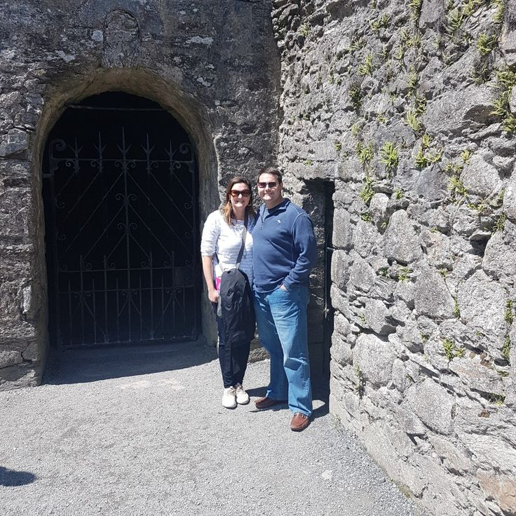 St Kevin's church Glendalough monastery over 100 years old