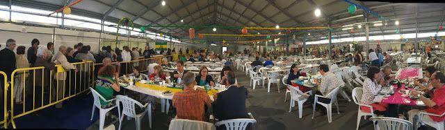 O Palhetas na Foz: Noticias daqui, dali, e da Festa da Sardinha hoje ...