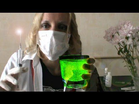 ASMR Inexperienced ENT Doctor Role Play    АСМР Неопытный ЛОР Врач