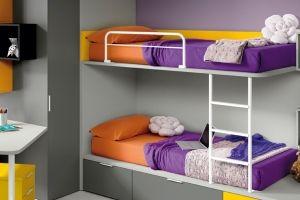 Детские комнаты Arasanz, эко мебель