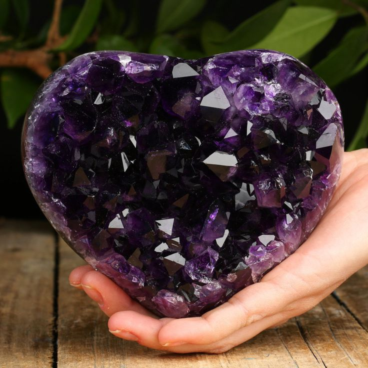 Green Amethyst Geode : Best amethyst geode heart images on pinterest