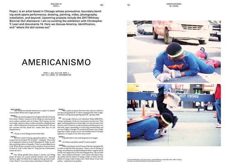 #moussemagazine #popel #mialocks #art #contemporaryart