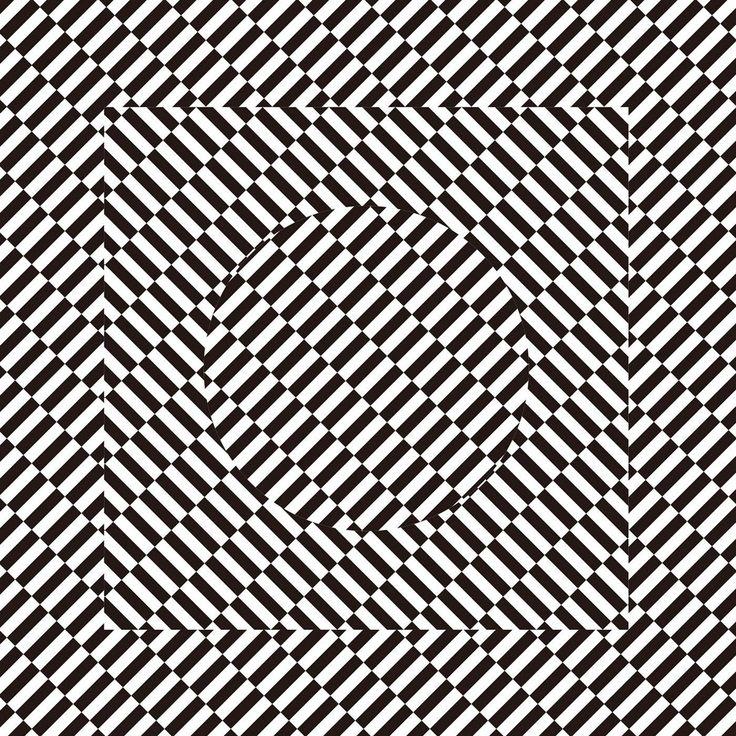 Картинки с зрительными точками