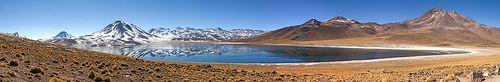 Chili - Atacama - Reserve Flamigo - Lac 2