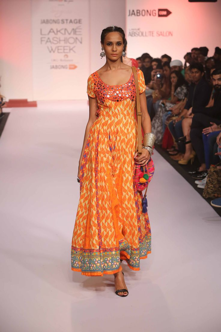 Jabong.com launched the super stunning autumn winter'15 collection of Sangria at Lakme Fashion Week Winter/Festive'15! #JabongLFW