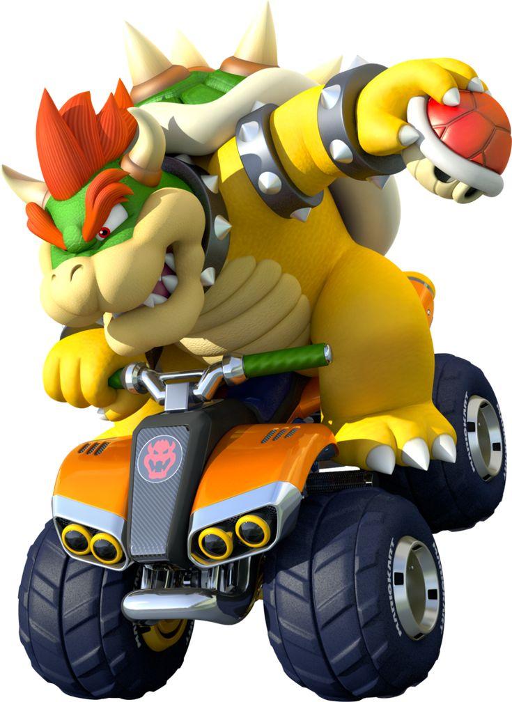 Bowser Kart 8 Poster (Mario Kart 8) by DryBowzillaJP on DeviantArt