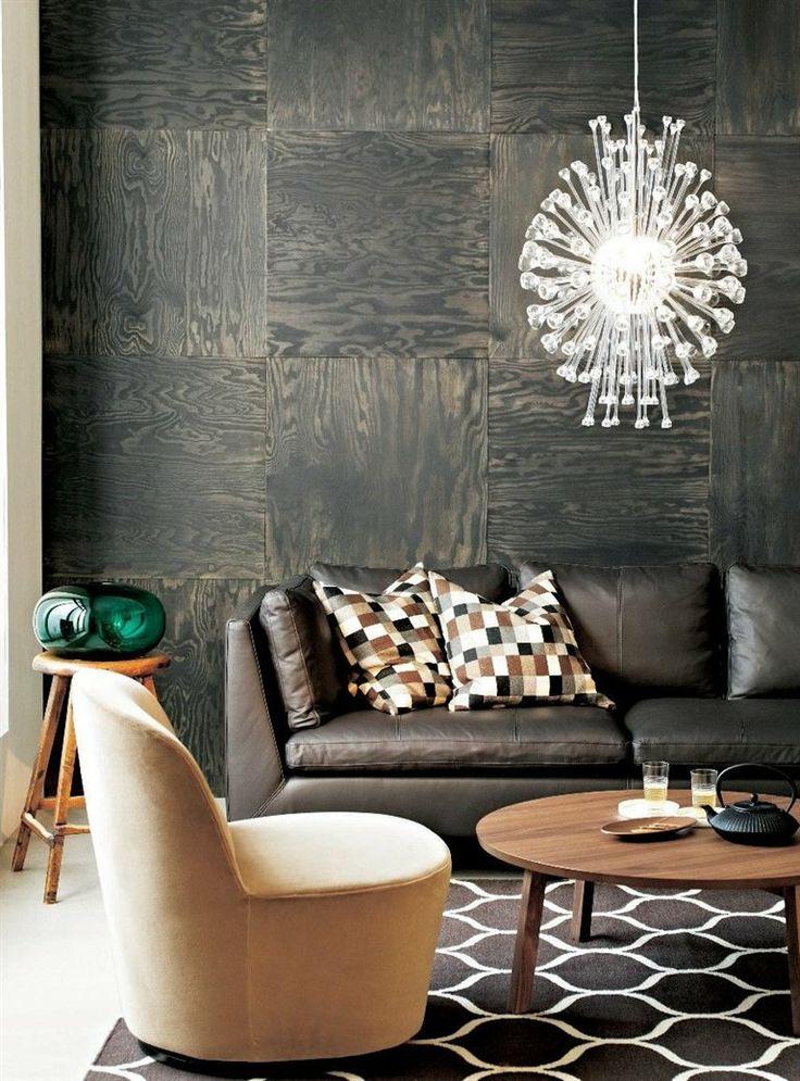 mueble tv papel tapiz butacas sillones dormitorios ikea stockholm espacios de vida salas de estar ikea saln