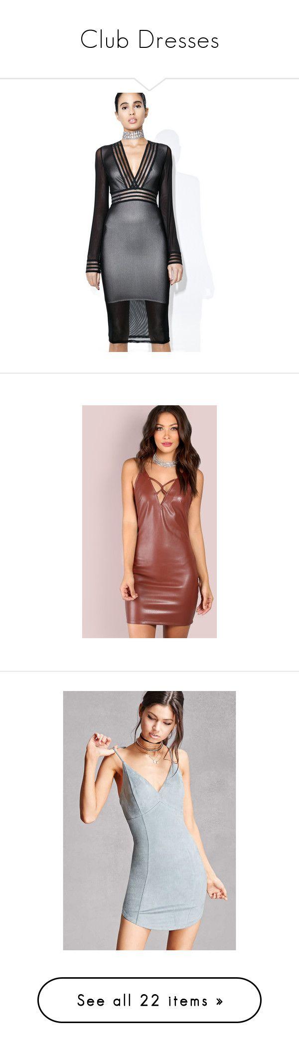 """Club Dresses"" by evekhalili ❤ liked on Polyvore featuring dresses, sheer dress, sheer mini dress, empire waist dress, sexy sheer dress, short ball dresses, brown, brown dress, slip dresses and short sleeve dress"