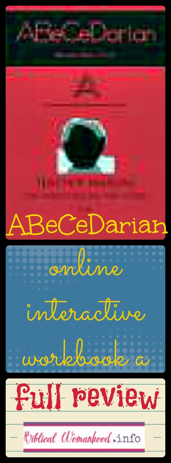 The ABeCeDarian Company has a wonderful approach to decoding! Come get the FREE Teacher Guide and see our experience with their Interactive A Workbook. #TOScrew #homeschooling #teachthemtoread