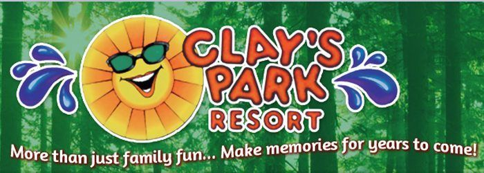 Clay's Park Resort offers a variety of camping options from tent camping to cabin rentals to glamping.