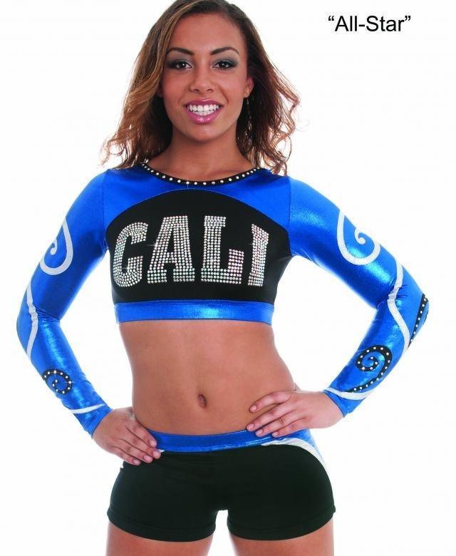 Cali uniforms bling! I love this uni