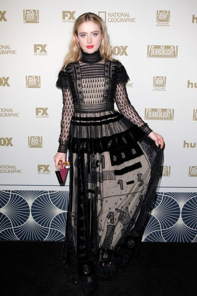 Ava Elizabeth Phillippe attends FOX, FX and Hulu 2018 Golden Globe Awards After Party at The Beverly Hilton Hotel on January 7, 2018 in Beverly Hills, California.