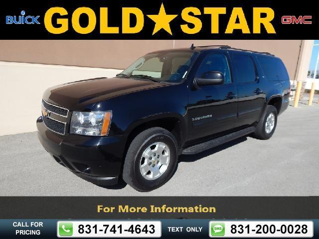 2014 Chevrolet Chevy Suburban 1500 LT $38,988 52850 miles 831-741-4643 Transmission: Automatic  #Chevrolet #Suburban 1500 #used #cars #GoldStarBuickGMC #Salinas #CA #tapcars