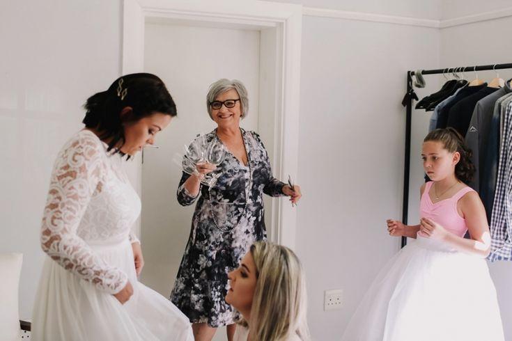 Kara & Jared – Family Home Wedding » Justin and Simone Photography – Cape Town Wedding Photographer