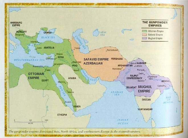 gunpowder empires persian chart compari
