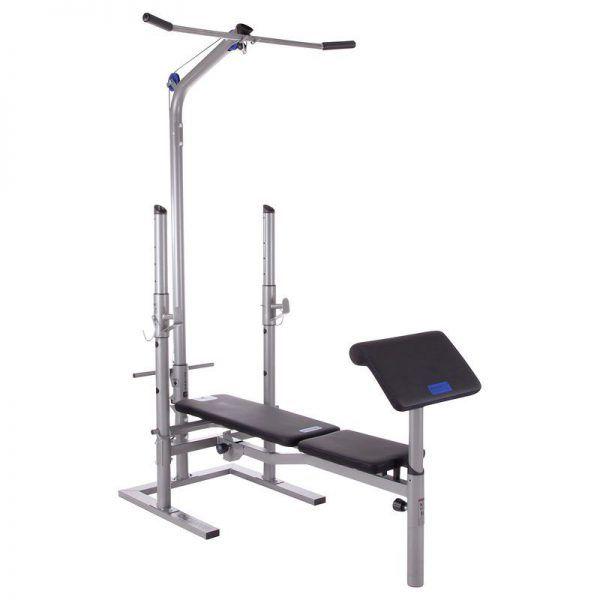 Banc De Musculation Decathlon Bm530 Banc De Musculation Musculation A La Maison Musculation