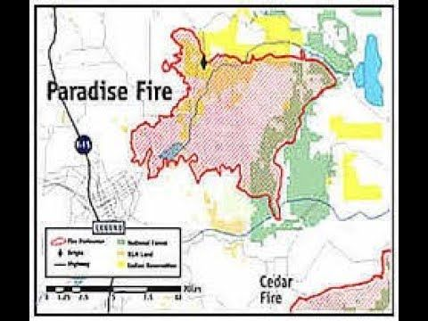 PARADISE INCINERATED FOR GOLD AND MINERAL RIGHTS URGENT MESSAGE TO
