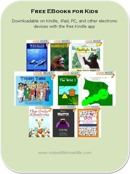Kindle for Kids Free EBook Daily