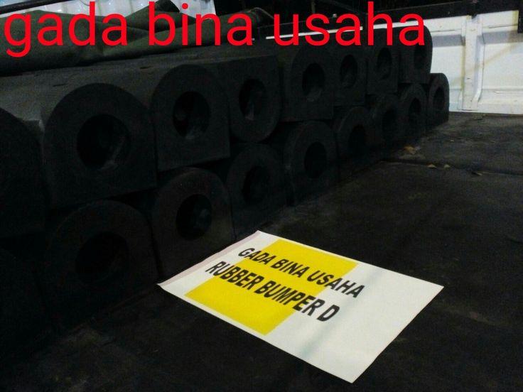 Rubber bumper D type gadabinausaha@gmail.com