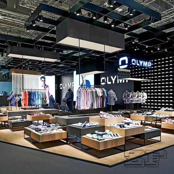 17 best ideas about clothing store interior on pinterest clothing store design fashion shop for Fashion retail interior design