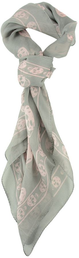 Alexander McQueen Scarves & Wraps